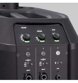 MICROFONO INALAMBRICO PRO DJ UHV-711M